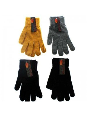 Wholesale Ladies Magic Thermal Gloves (Assorted Colours)