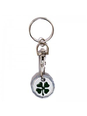Trolley Coin Keyrings - St.Patrick's Day