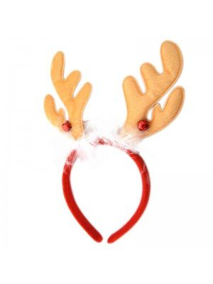 Christmas Celebrations Reindeer Antlers on Aliceband