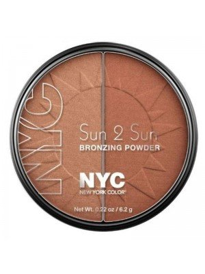 N.Y.C. Sun 2 Sun Bronzing Powder - Terracotta Tan