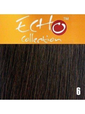 Wholesale Echo Human Hair Extensions - European Weave - Colour: 6