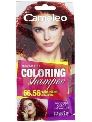 Wholesale Cameleo Colouring Shampoo - Wild Plum (66.56)
