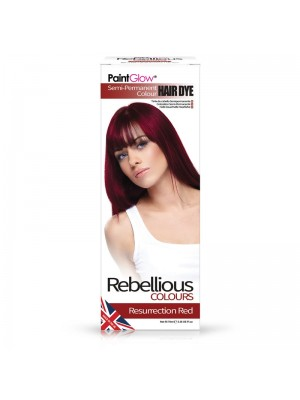 Paint Glow Hair Dye - Resurrection Red Wholesale