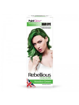 Paint Glow Hair Dye - Voodoo Green Wholesale