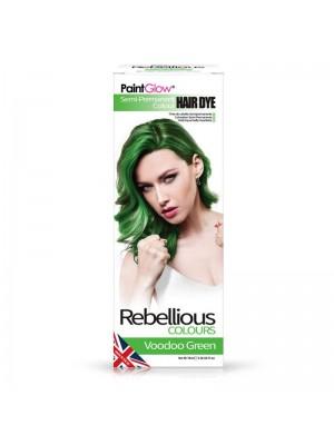 Paint Glow Hair Dye - Voodoo Green Wholesale