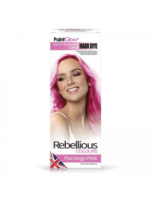 Paint Glow Hair Dye - Flamingo Pink Wholesale