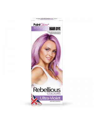Paint Glow Hair Dye - Ultra-Violet Wholesale
