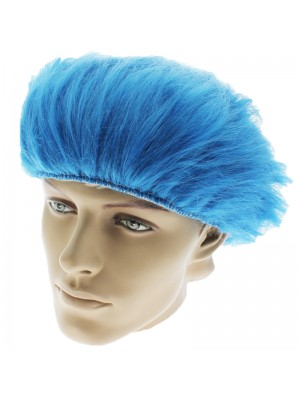 Spiky Blue Wig - Thing One And Two