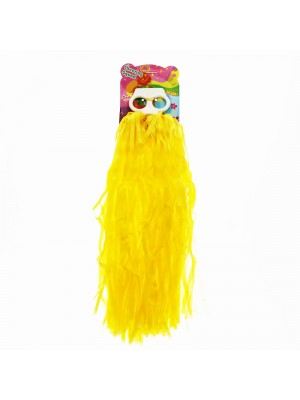 Cheering Squad Pom Poms - Yellow
