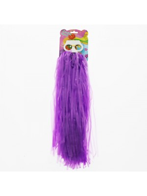 Cheering Squad Pom Poms - Purple