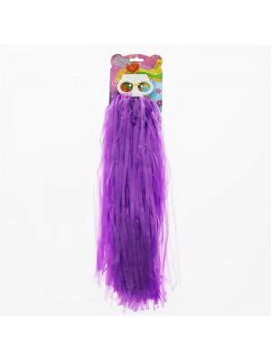 Cheering Squad Pom Poms - Purple