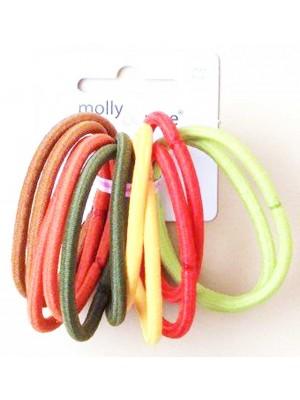 Wholesale Molly & Rose Natural Snag Free Elastics-4cm