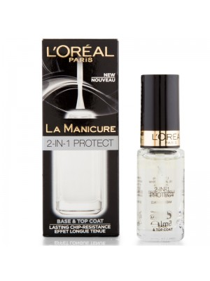 L'Oreal Paris La Manicure 2-In-1 Protect