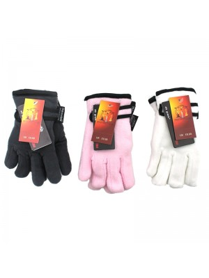 Childrens Thinsulate Gloves -  Assorted Colours