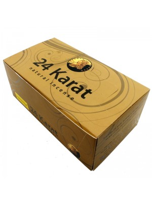 Nandita Incense Sticks - 24 Karat Natural Incense