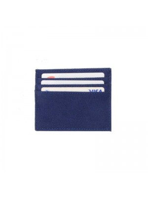 Wholesale Coloured Fabric Card Holder - (10x8cm)