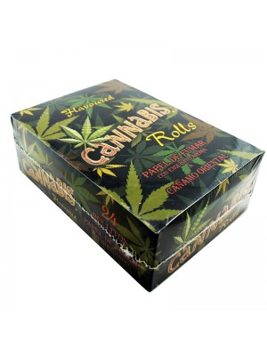 Wholesale Leaf Flavoured Papers Roll