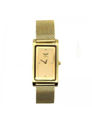 NY London Ladies Watch - Gold