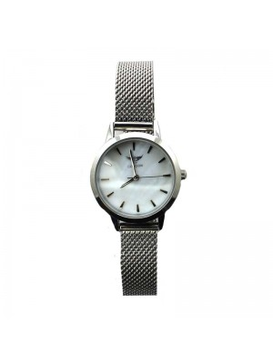 NY London Ladies Watch - Silver