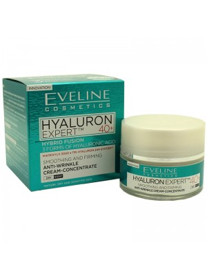 Eveline Hyaluron Expert Anti-Wrinkle Cream-Concentrate