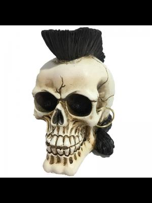 Punks Not Dead Skull - 16cm