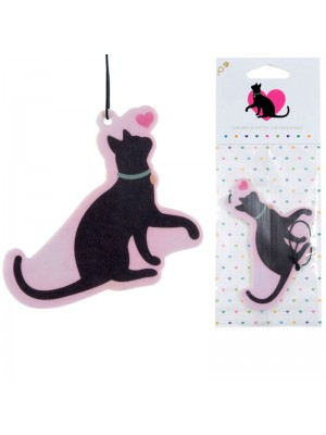 Cherry Air Fresheners - I Love My Cat