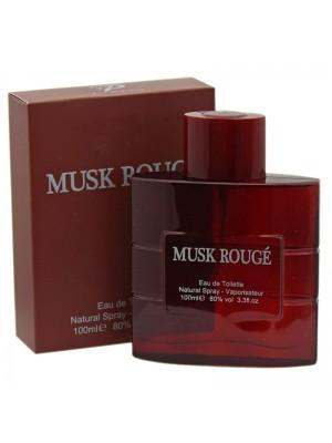 Fine Perfumery Mens Eau De Toilette - Musk Rouge