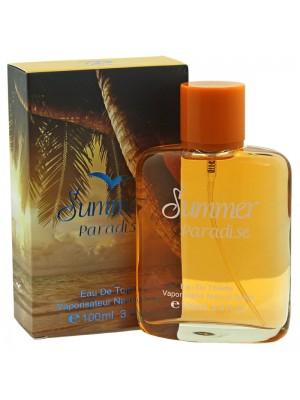 Fine Perfumery Mens Eau De Toilette - Summer Paradise