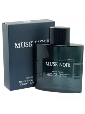Fine Perfumery Mens Eau De Toilette - Musk Noir