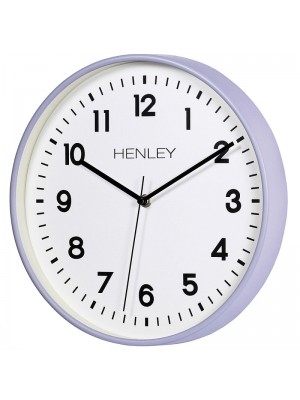 Henley Wall Clock - Grey - 30cm