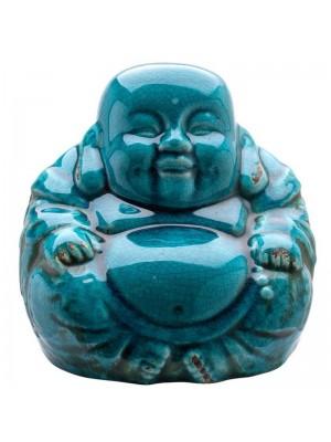 Sitting Chinese Buddha - 19cm