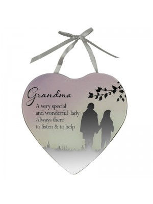 Wholesale Grandma Mirror Plaque