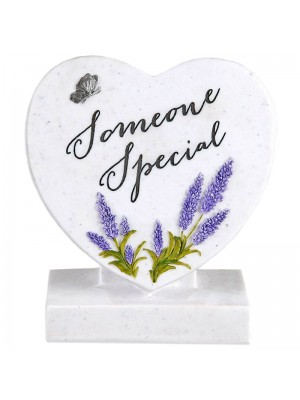 Someone Special Memorial Plaque