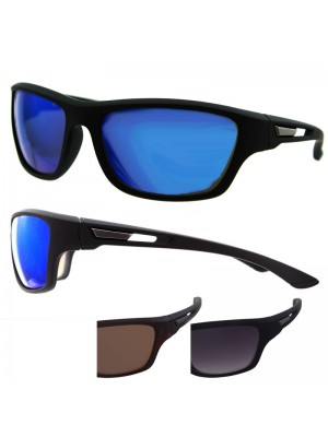 Unisex Sport Sunglasses - Assorted Colours