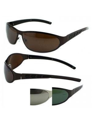 Men's Sports Sunglasses - Assorted Colours