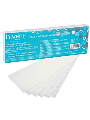 Hive of Beauty - Advanced Paper Waxing Strips (23cm x 7.5cm)