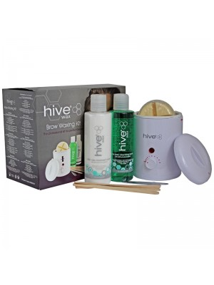 Hive of Beauty - Brow Waxing Kit