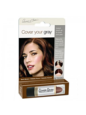 Creme Gari Cover Your Gray Hair Stick - Dark Brown