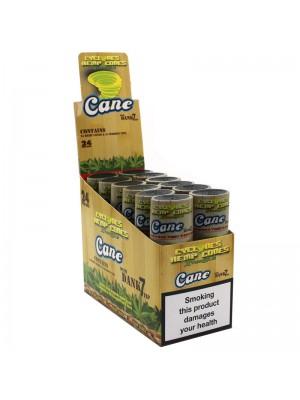Cyclones Hemp Cones XtraSlow with Dank 7 Tip - Cane