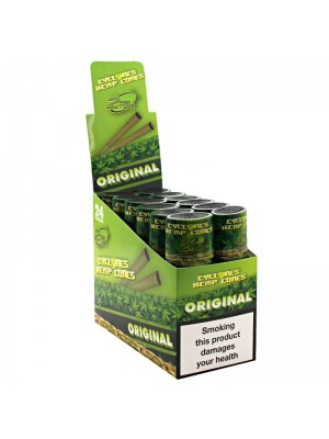Cyclones Hemp Pre Rolled Cones - Original