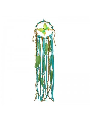 Green Butterfly Dreamcatcher - 91cm wholesale