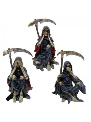 Something Wicked Reapers - 9.5cm