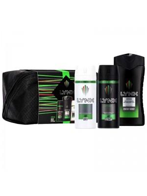 Lynx Africa Trio Gift Set