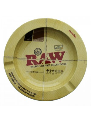RAW Magnetic Metal Ash Tray 10.4cm