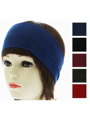 7cm Wide Headbands (School Colours)