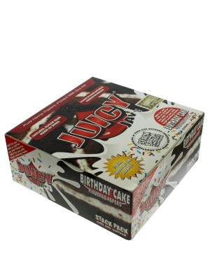 Juicy Jay's King Size Supreme Slim Rolling Paper - Birthday Cake