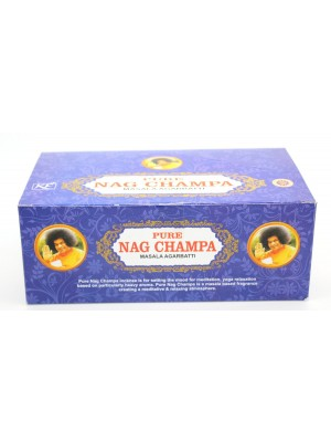 Pure Nag Champa Masala Agarbatti- Incense Sticks