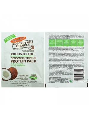 Palmer's Coconut Oil Formula - Deep Conditioning Protein Pack Wholesale