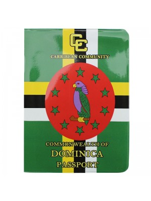 Passport Cover - Commonwealth of Dominica Wholesale