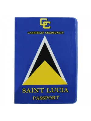 Passport Cover - Saint Lucia Wholesale